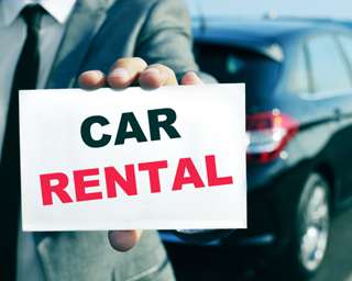 DUI Car Rental