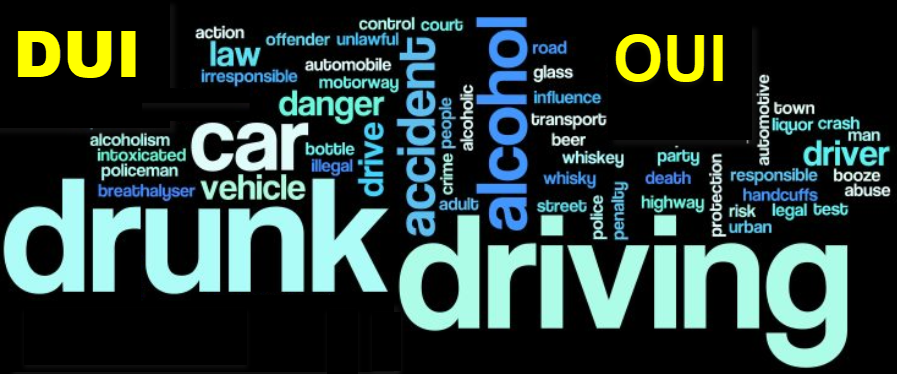 DUI vs DWI Differences