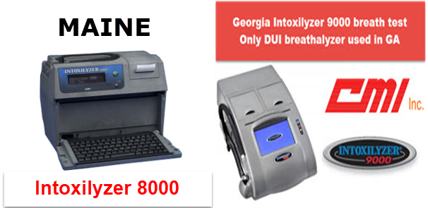 Intoxilizer Breath Test Machine