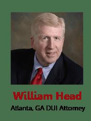 DUI Georgia Lawyer William C. Head