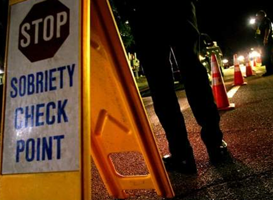 DUI Checkpoint Finder