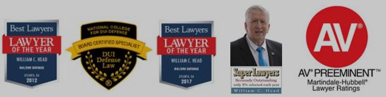 Felony Drunk Driving Lawyer Bubba Head Atlanta
