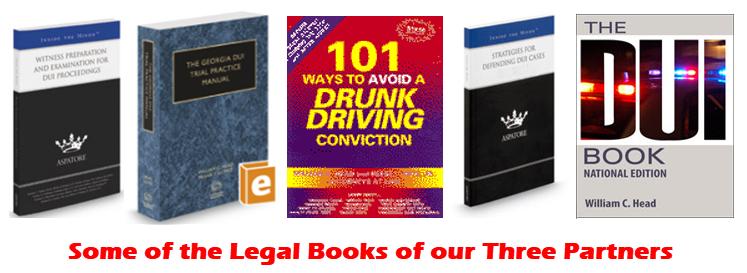 Bubba Head DUI Books Authored